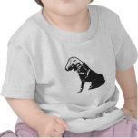 Gas Mask Doggie T Shirts