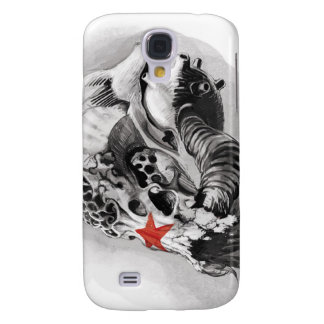Gas mask for iphone3 galaxy s4 case