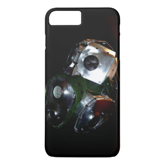 gas mask iPhone 7 plus case
