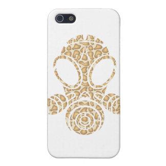 gas mask light giraffe iPhone SE/5/5s case