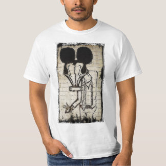 Gas Mask Maus T-Shirt