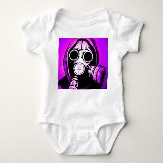 gas mask needed baby bodysuit