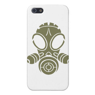 gas mask od green case for iPhone SE/5/5s