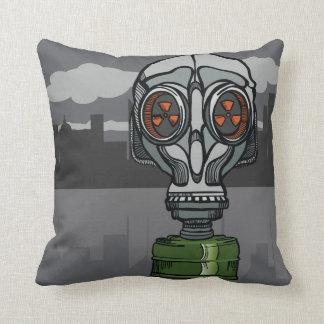 Gas Mask Pillow