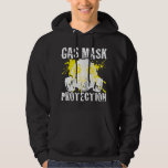 GAS_MASK_PROTECTION HOODIE