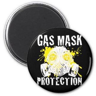 GAS_MASK_PROTECTION IMÁN REDONDO 5 CM