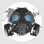 GAS_MASK_PROTECTION STICKERS