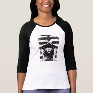 Gas Mask Punk Girl Tshirts