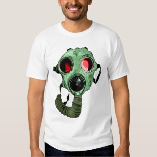 Gas Mask Tees