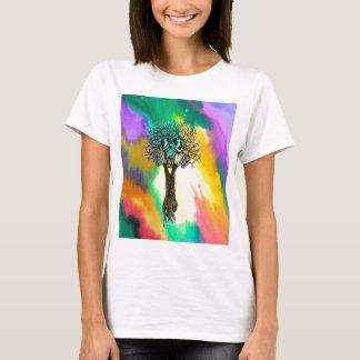 Gas Mask Tree T-Shirt