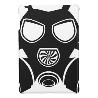 Gas mask vector iPad mini cases