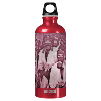 Gas Masks in the TUBE WWII SIGG Traveler 0.6L Water Bottle