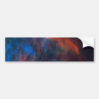 Gas plume near Orion by NASA Bumper Sticker