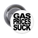 Gas Prices Suck Pin