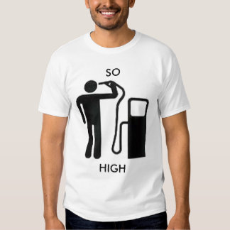Gas Prices T-shirt