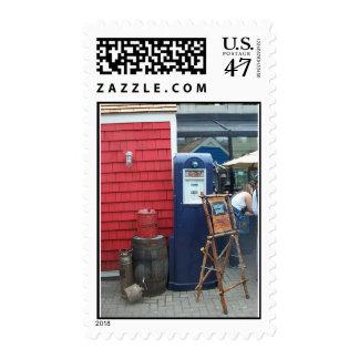 Gas Pump fr: Niagara Postage