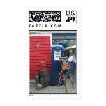 Gas Pump fr: Niagara Stamps
