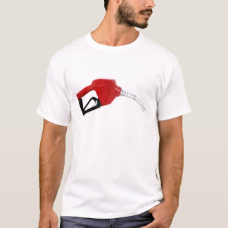 Gas Pump Nozzle T-Shirt