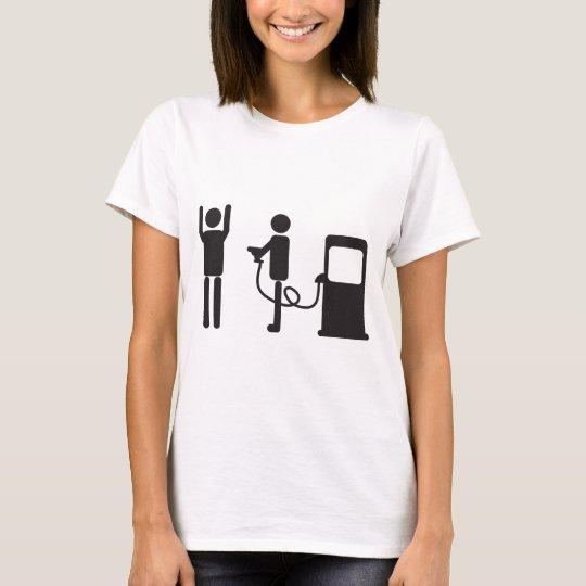 Gas Pump Robbery T-Shirt