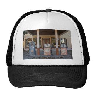 gas pumps trucker hat