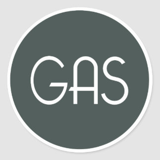 GAS Recording and Mixing Equipment Sticker