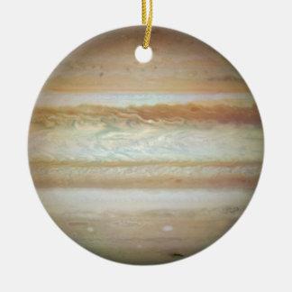 Gas Ring Around Supernova Double-Sided Ceramic Round Christmas Ornament
