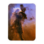 Gas Spire In The Eagle Nebula Space Magnet