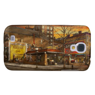 Gas Station - At the end of a day 1925 Samsung S4 Case