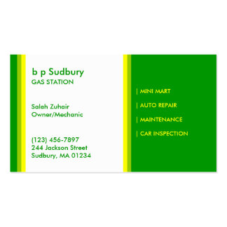 355 Oil And Gas Business Cards and Oil And Gas Business