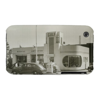 Gas Station iPhone 3 Case