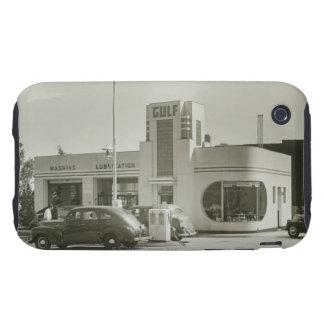 Gas Station iPhone 3 Tough Case
