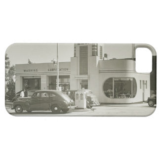 Gas Station iPhone 5 Covers
