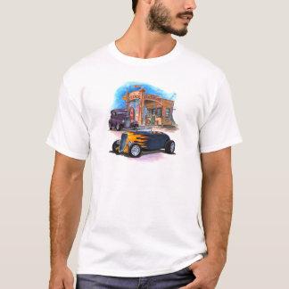 Gas Station Hot Rod T-Shirt