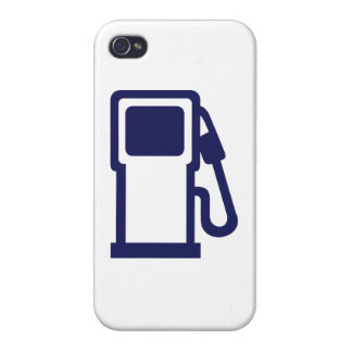 Gas station cover for iPhone 4