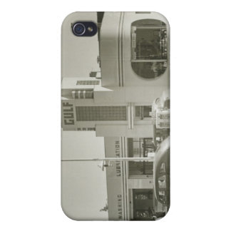 Gas Station Cases For iPhone 4