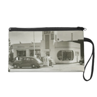 Gas Station Wristlet