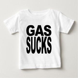 Gas Sucks Baby T-Shirt