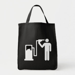 Gas Suttee Tote Bag