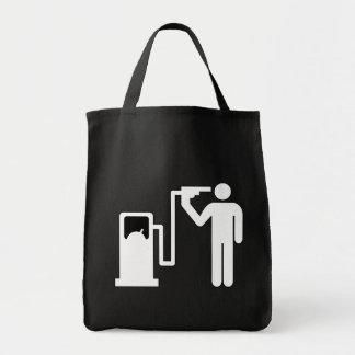 Gas Suttee Tote Bag