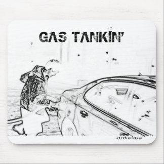 Gas Tankin Mousepad