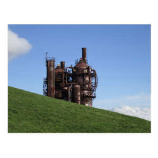 Gas Works Park Postcard