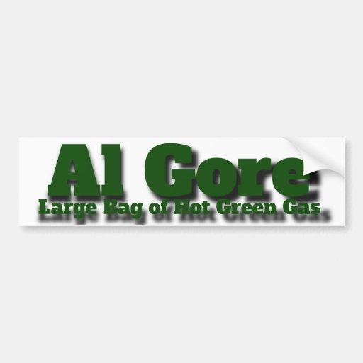 Gasbag Gore Bumper Sticker