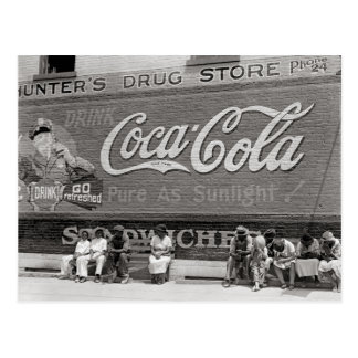 Gaseosa Billboard, 1939 Tarjeta Postal