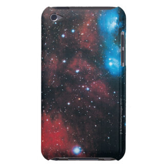 Gaseous Nebula in Cygnus iPod Touch Case-Mate Case
