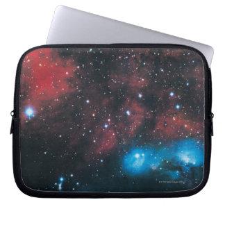 Gaseous Nebula in Cygnus Laptop Computer Sleeves