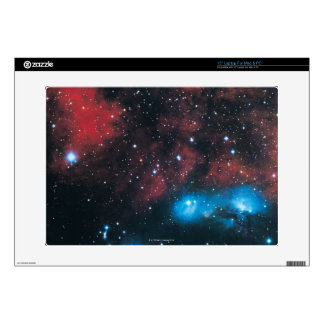 Gaseous Nebula in Cygnus Decal For Laptop