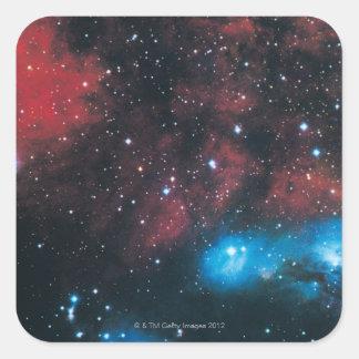 Gaseous Nebula in Cygnus Stickers