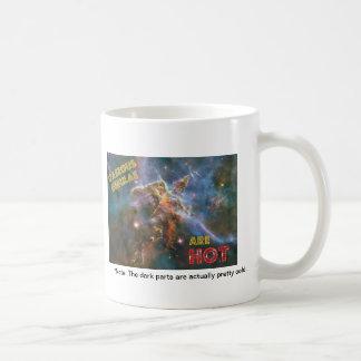 Gaseous nebulae are HOT Coffee Mug