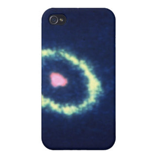 Gaseous Ring Around Supernova 1987A iPhone 4/4S Cover