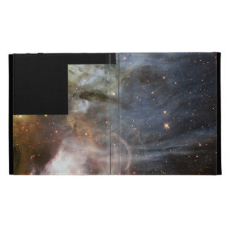 Gaseous Streamers from Nebula N44C Flutter iPad Folio Case